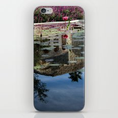 Reflections of you iPhone & iPod Skin