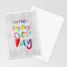 Everyday Love Stationery Cards
