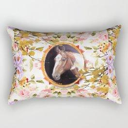 Paint Horse Rectangular Pillow