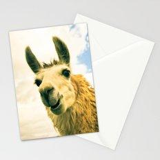 No Drama Llama Stationery Cards