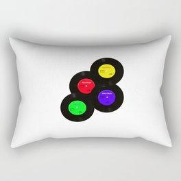 Vinyls Rectangular Pillow