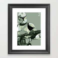 Episode 2 Framed Art Print