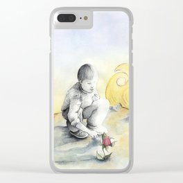The little prince. Clear iPhone Case
