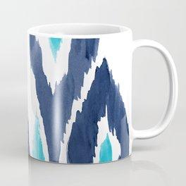Malibu Ikat Coffee Mug