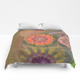 Aetiogenic Actuality Flower  ID:16165-013140-25800 Comforters