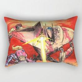 The Sniper Rectangular Pillow