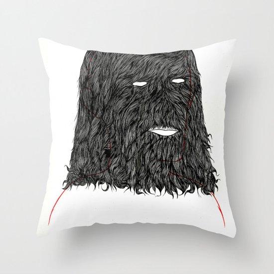 Tim Throw Pillow