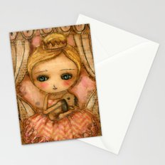 The Bunny And The Ballerina Stationery Cards