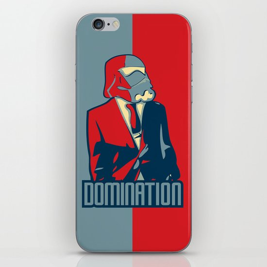 Obama Storm Trooper -Star Wars iPhone & iPod Skin