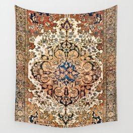 Ferahan Arak  Antique West Persian Rug Print Wall Tapestry