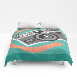 C is for Camera Comforters