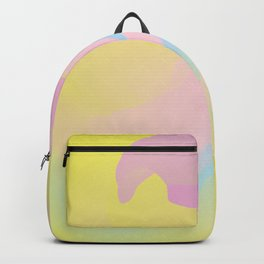 Sunny gold Backpack