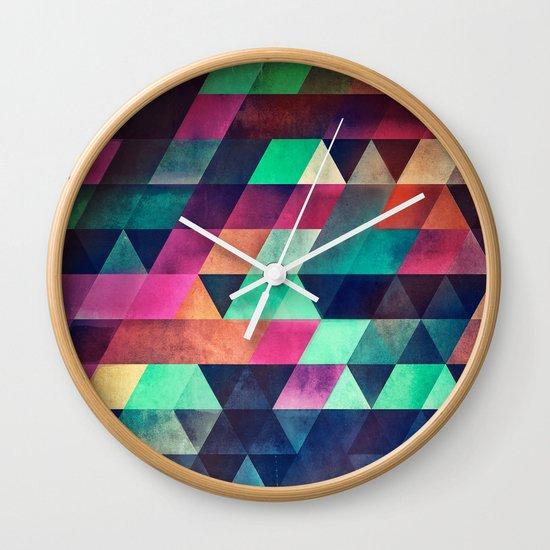 yvylyn Wall Clock