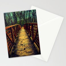 Cross the Bridge. Stationery Cards