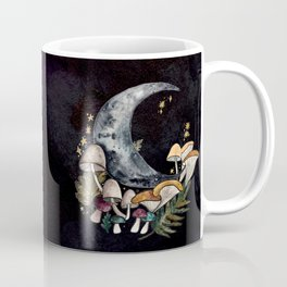 Mushroom Moon Coffee Mug