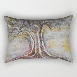 Ancient Wisdom Rectangular Pillow
