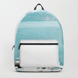 Greece Thera View Backpack