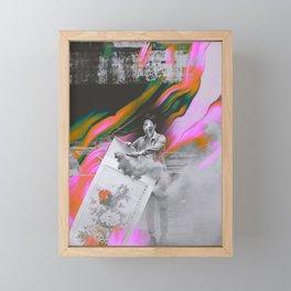 TRANSLATION I Framed Mini Art Print
