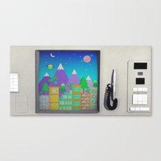 CompuSpace B Canvas Print