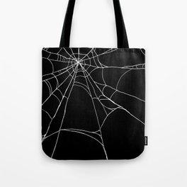 Spiderweb Tote Bag