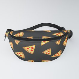 Cool and fun pizza slices pattern Fanny Pack