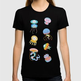 Pastel Jellyfish T-shirt