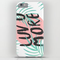 Luv u more Slim Case iPhone 6 Plus