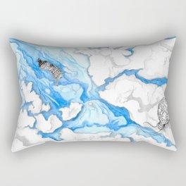 Exposition Universelle 1889 Rectangular Pillow