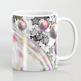 Stars bubbles design Coffee Mug