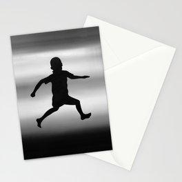 Body Movin - Joy B&W Stationery Cards
