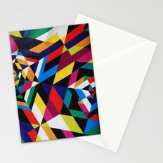 Colors and Design Stationery Cards
