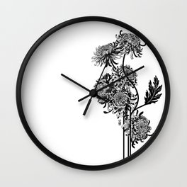 chrys.anthem Wall Clock