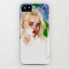 SKY FERREIRA PLUS PLANTS Slim Case iPhone (5, 5s)