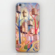 High-Rise Wilderness iPhone & iPod Skin