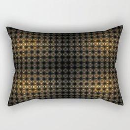 Fractal Art by Sven Fauth - Eye of the Matrix Rectangular Pillow
