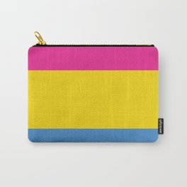 Pansexual Pride Carry-All Pouch