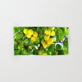 when life gives you lemons... Hand & Bath Towel