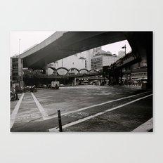 Tokyo~shibuya~ Canvas Print