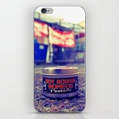 Urban pomade iPhone & iPod Skin