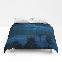 Ocean Storms Comforters