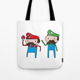Mario Bros. Tote Bag