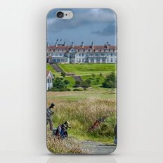 Turnberry Hotel and Golf Course iPhone & iPod Skin