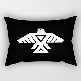 Thunderbird flag - HQ file Inverse Rectangular Pillow