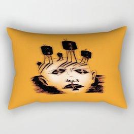 mind over media Rectangular Pillow