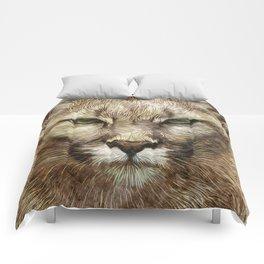 Animaline - Cougar Comforters