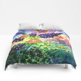 Bluebonnet Bouquet Comforters
