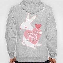 Cruelty Free Bunny Hoody