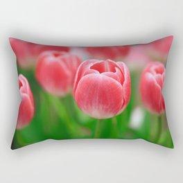 The Tulips of Keukenhof Rectangular Pillow