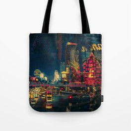 Welcome to Vegas/ Anthony Presley Photo Print Tote Bag