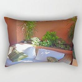 Shady Nook Rectangular Pillow